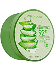 Nature Republic Soothing & Moisture Aloe Vera 92% Gel, 300 Gram