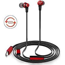 ... auriculares xiaomi mi 8. TriLink USB tipo C Auriculares de botón(Audio de Alta Resolución, DAC Chipset)