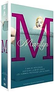 Marilyn Monroe ( Version 2017) - Coffret 3 Films