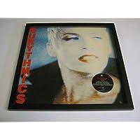"Eurythmics - Be Yourself Tonight (F) - Wall Framed 12"" Vinyl Record Sleeve"