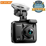 Best Car Camera Wifis - 4K Ultrta HD Dash Cam - AZDOME Built Review