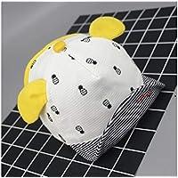 GYwink Cappellino Neonato Berretto da Stampa Testa di Volpe Bambino  Cappello a Cilindro da Esterno Cappello 6dafbd223593
