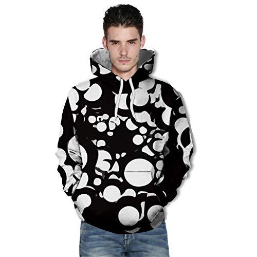 BOLANQ Hunde Blackpink xs ski cashmir Paar t Shirt Shirts t-Shirt ärmelloses Rosen weiß uv v-Ausschnitt(XXX-Large,Schwarz-A)