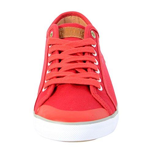 Redskins Schuhe Frangin Rot Rouge