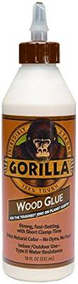 Gorilla 532 ml Wood Glue