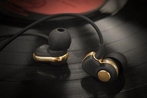 SoundMAGIC PL30+ dynamischer In-Ear-Kopfhörer weiß/gold - 3