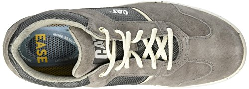 Caterpillar Chasm, Baskets Basses homme Gris - Grau (MENS MEDIUM CHARCOAL)