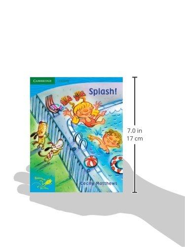 Pobblebonk Reading Module 3: Pobblebonk Reading 3.1 Splash!