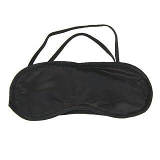 2 x Black Sleep Sleeping Eye Mask Blindfold