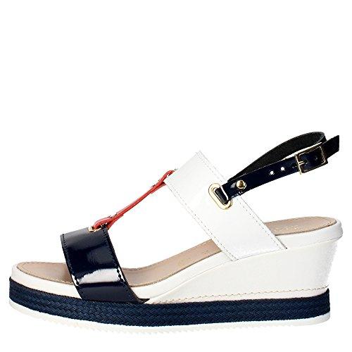 Cinzia Soft IAS32414 Sandalo Donna Vernice Multicolore Multicolore 38