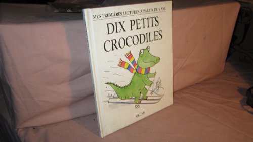Dix petits crocodiles