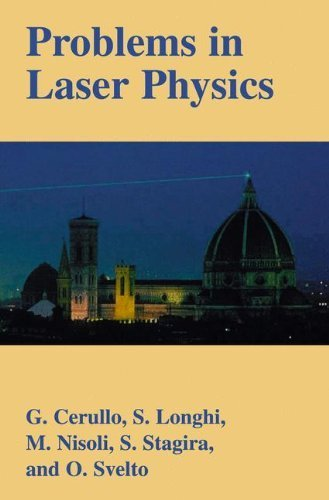 Problems in Laser Physics Softcover reprint of edition by Cerullo, Giulio, Longhi, Stefano, Nisoli, Mauro, Stagira, Sa (2001) Paperback