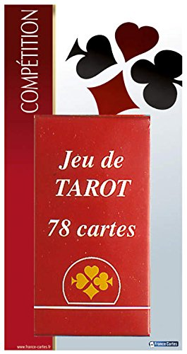 France cartes - 404478 - Jeu de Cartes - Tarot 78 cartes