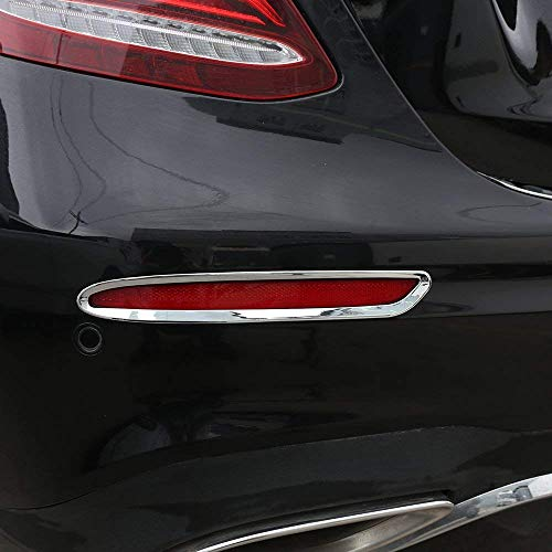 TOOGOO Car Styling DEssuie-Glace Levier Cruise Cadre de Couverture Couvre Cadre Autocollants pour Mercedes Classe E W212 W213 Auto Int/érieur Accessoires
