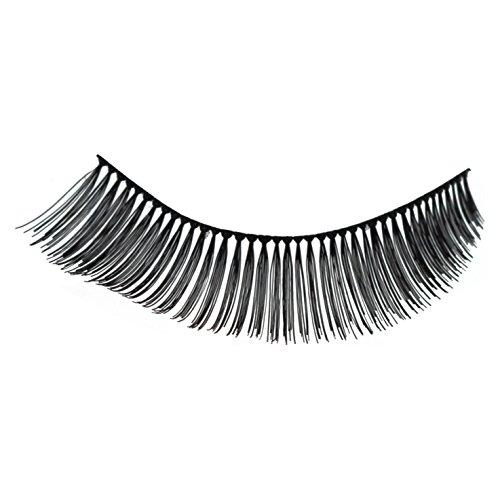 Lazy Lashes 100% Human Hair False Eyelashes - Monica