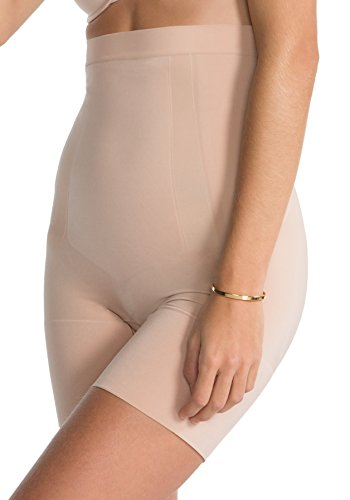 spanx-slimming-shapewear-on-core-sculpt-high-waisted-mid-thigh-short-byob-soft-nude-medium