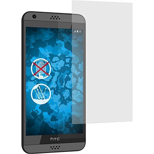 PhoneNatic 2er-Pack Bildschirmschutzfolien matt kompatibel mit HTC Desire 630