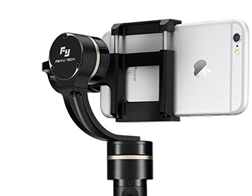 Cheapest Price for FeiyuTech FY-G4S Ultra 3 Silver Hand Gimbal Camera Stabilizer for GoPro 3 3 + 4 360 by GlobePro on Amazon