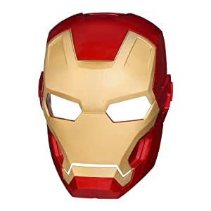 """Iron Man 3"" [Hasbro] cosplay mask ""level 1 / Basic"" Iron Man Mark 42 (japan import)"