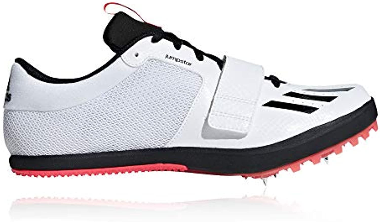 Adidas Jumpstar, Scarpe da Fitness Uomo, MultiColoreeee (Ftwbla (Ftwbla (Ftwbla Negbás Rojsho 000), 44 2 3 EU | Buona qualità  bb6539