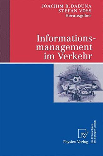 Informationsmanagement im Verkehr