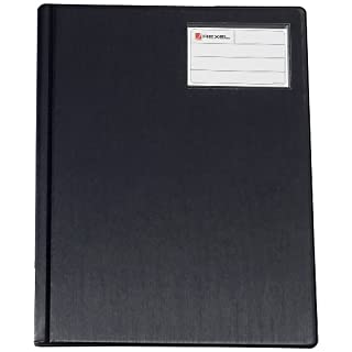 Rexel A4 Professional Display Book - Black (40 Pockets)