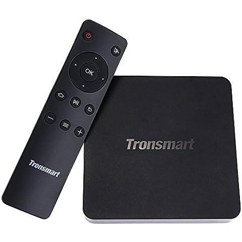 Android 5.1.1Smart TV Box, Tronsmart Vega S95Telos Amlogic S905Android TV Box 4K XBMC/Kodi 2G/16G Ott AC WiFi Gigabit LAN SATA Bluetooth 4.0h.265Miracast OTA Set Top Box