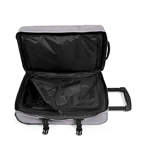 Eastpak Koffer TRANVERZ S, 42 liter, 51 x 32.5 x 24 cm, Black (Vorgängermodell) Sunday Grey