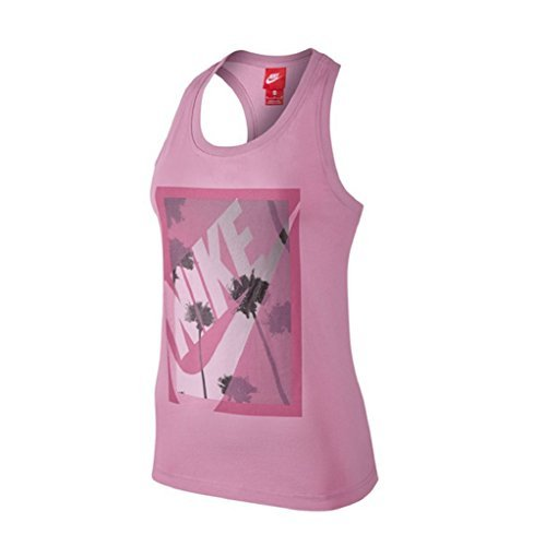 Nike Photo Women Tank Top (S, orchid) (Womens Nike Top)