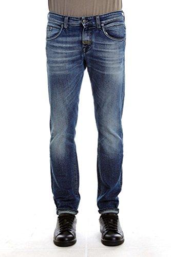Meltin'Pot Herren, Slim, Jeans, MARTIN-MP00 Blau (bf15)