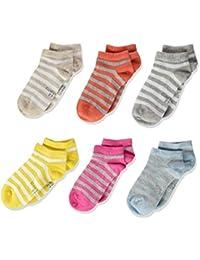 Camano Calcetines cortos, (Pack de 6) para Niñas