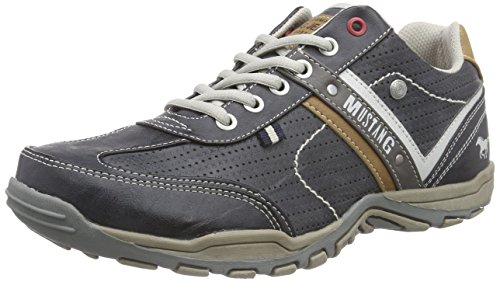 Mustang 4027-310, Sneakers basses homme Gris (200 Stein)