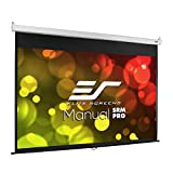Best Elite Projection screens - Elite Screens M100HSR-Pro Manual Projection Screen Review