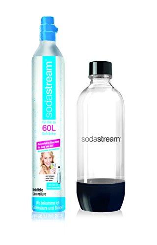 SodaStream ReservePack- 1 x 1 CO2-Zylinder für 60L und 1 x...