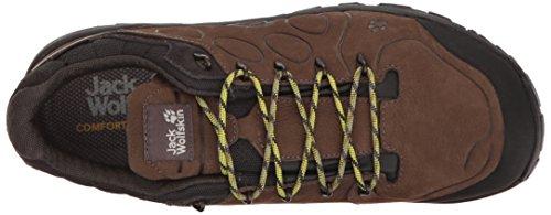 Jack Wolfskin Mens Altiplano Premier Low Shoe Moka
