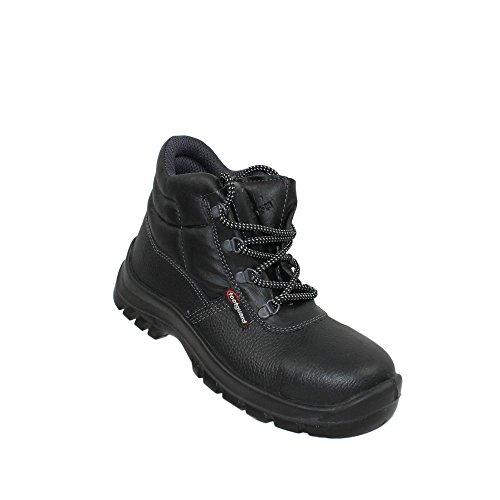 Chaussures de sécurité s3 sRC footguard berufsschuhe businessschuhe chaussures de trekking (noir) Noir - Noir