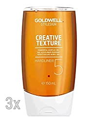 Goldwell Style Sign Texture Hardliner, 3 x 150ml