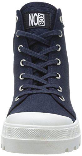 No Box - Galia, Pantofole da Donna Blu(Bleu (Navy))