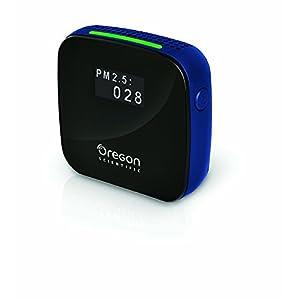 Oregon Scientific - Sensore PMI per monitorare la qualità dellaria - Blu - SHE101