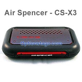 Air Spencer (rot Kristall) Lufterfrischer (Teil: cs-x3r)