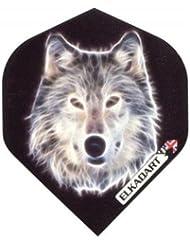 Plumes elkadarts Standard Extra Extra Strong Spirit Wolf