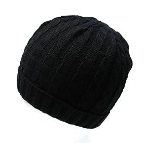 7XCollection kleine warme Wintermütze Mütze Skimütze Kindermütze Kinder Mädchen Jungen Strickmütze gestrick S