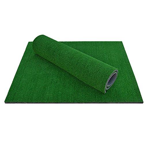 Winomo Golf-Übungsmatte, Golf-Trainingsmatte, Rasenmatte, Matte für Garten / Innenbereich / Büro, 30 x 60 cm -