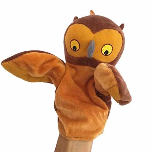 Sun Hero Juguetes Bebé Marionetas Dedos Cute Cartoon
