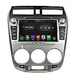 "CAR AXIS Honda City DVD GPS 7"" Touchscreen, Bluetooth Indash Car Multimedia Player with Navigation maps"