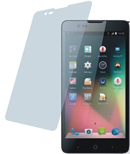 4ProTec ZTE Blade L3 Plus (4 Stück) Premium Bildschirmschutzfolie Displayschutzfolie ANTIREFLEX - Kratzfest UND PASSGENAU