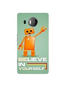 alDivo Premium Quality Printed Mobile Back Cover For Microsoft Lumia 950 XL / Microsoft Lumia 950 XL Printed Back Case Cover (MKD262)