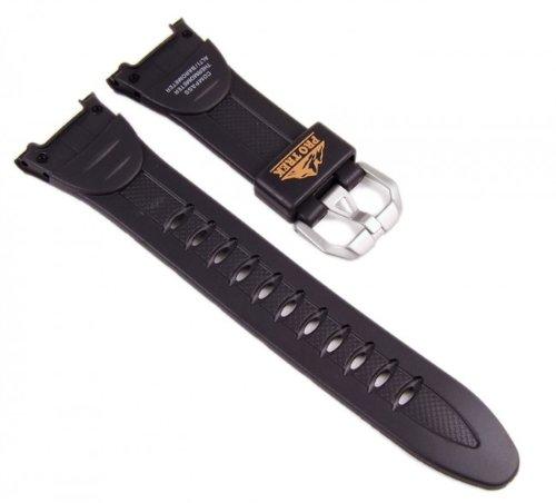 Casio Pro Trek Correa Reloj Resin Band negro PRG-50