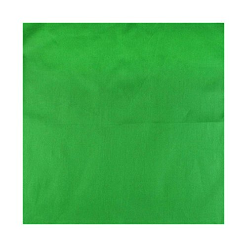 plain-cotton-bandana-55x55cm-head-scarf-green