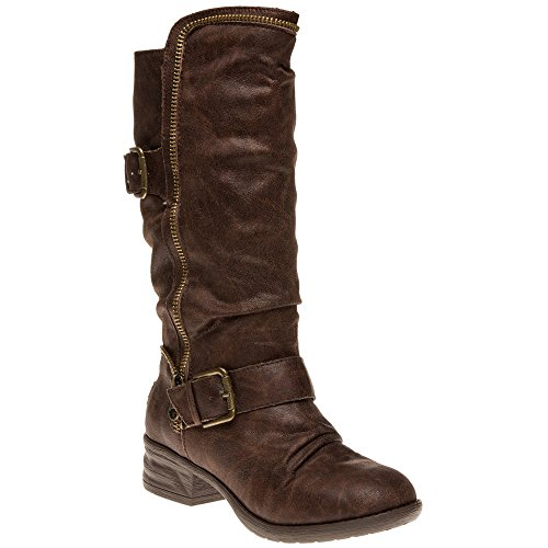 Rocket Dog Dallon Damen Stiefel Braun Braun